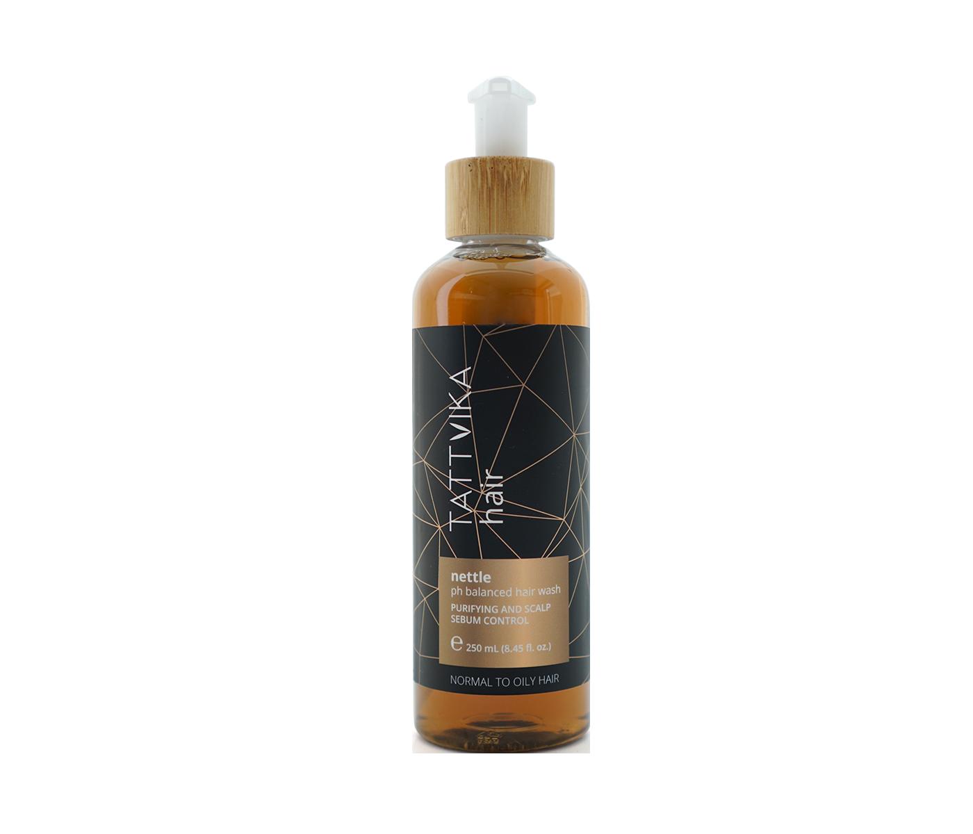 Jual Tattvika Nettle Hair Wash 250 Ml Lemonilo 100 Organic Extra Virgin Coconut Oil Vco